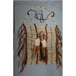 Apache breast plate, contemporary