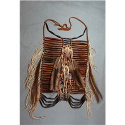 Apache breast plate, contemporary