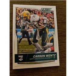 Carson Wentz Score RC
