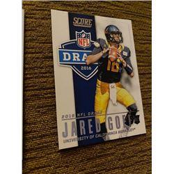 Jared Goff Score RC