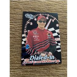 Dale Earnhardt Jr dialed in