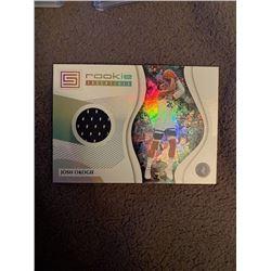 Josh Okogie Status jersey card