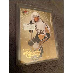 Sidney Crosby Fleer Ultra Gold Medallion