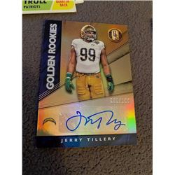 Jerry Tillery Gold Standard Auto Rc