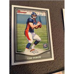 Tim Tebow Bowman RC