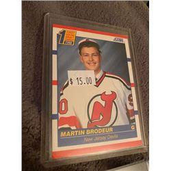Martin Brodeur Score RC