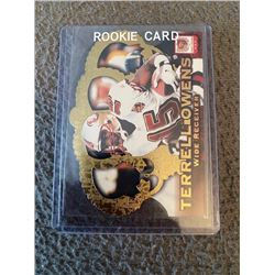 Terrell Owens Crown Royale rc