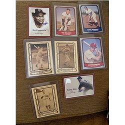 Lot of HOFers with Jackie Robinson