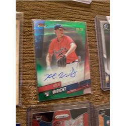 Kyle Wright Topps Finest 99