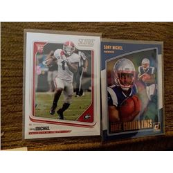 Sony Michel RC lot
