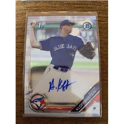 Adam Kloffenstein Bowman Chrome rc auto
