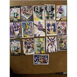 Brett favre 16 Card Lot