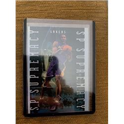 Kobe Bryant SP Supremacy SP authentic