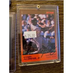 Sandy Alomar Star Auto