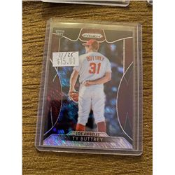 Ty Buttrey Prizm Red