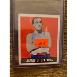 James Jeffries 1948 Leaf