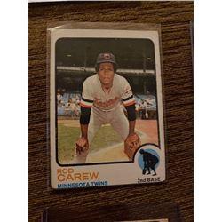 Rod Carew 1973 Topps