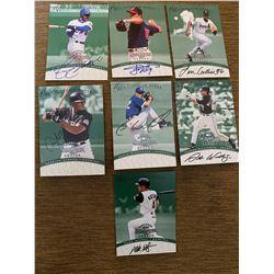 Signature series lot
