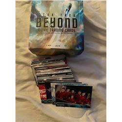Star trek Beyond Cards