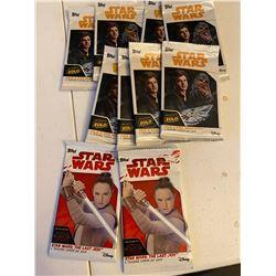 Star Wars Card Packs