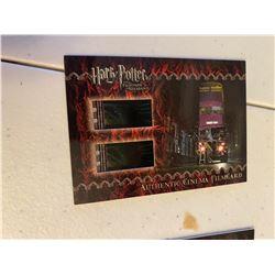 Harry Potter Film Card
