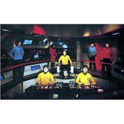 Popular show Star Trek replica set & props