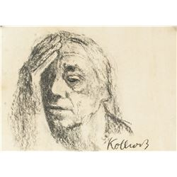 Kathe Kollwitz German Charcoal Kraiser Auctions