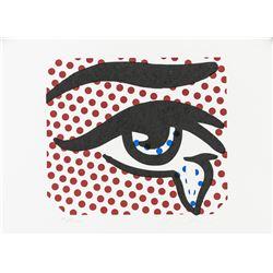 Roy Lichtenstein American Pop Signed Litho 12/200