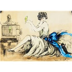 Louis Icart After Mixed 1921 Galerie ANDERSON