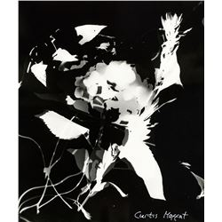 Curtis Moffat American Modernist Photogram Paper