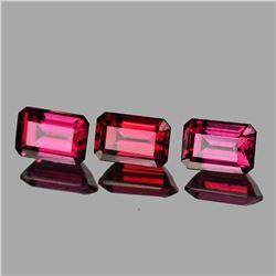 Natural Mix Pink Rhodolite Garnet 6.5x4.5 MM - FL