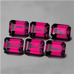 Natural Pink Purple Rhodolite Garnet 6x4 MM - FL