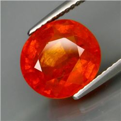 Natural Fanta Orange Spessartite Garnet 5.94 Cts