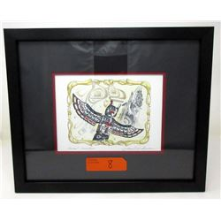 Richard Shorty Framed Print - Ancient Ancestors