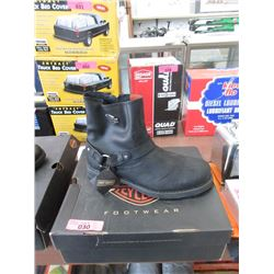 Pair of New Harley Davidson Lowcut Boots
