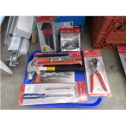 Tray of New Tools