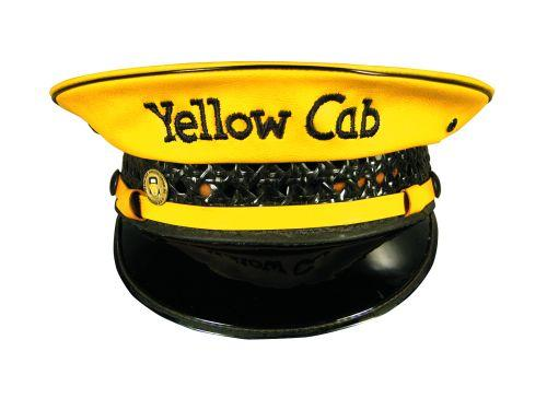 Yellow Cab Driver Cap. Loading zoom ee50370e350