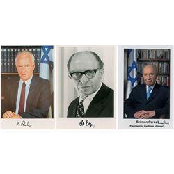 Israeli Prime Ministers