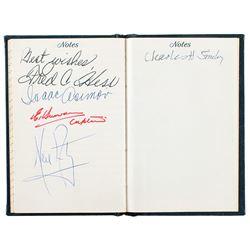 Neil Armstrong and Isaac Asimov