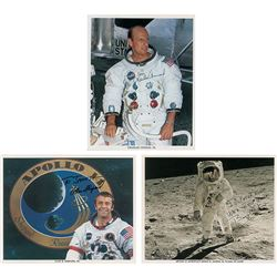 Moonwalkers: Aldrin, Shepard, and Conrad