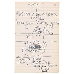 T. Rex: Marc Bolan