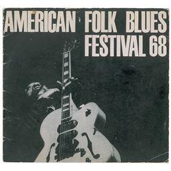 American Folk Blues Festival 1968