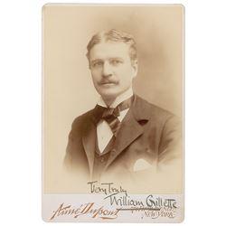 William Gillette