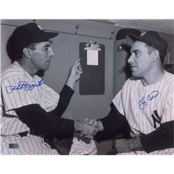 Yogi Berra and Phil Rizzuto