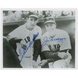 Ted Williams and Joe DiMaggio