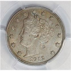 1912-D LIBERTY NICKEL