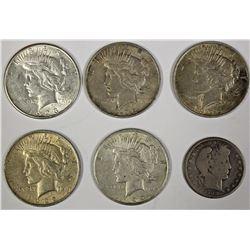 GROUP COIN LOT - SEE DESCRIPTION