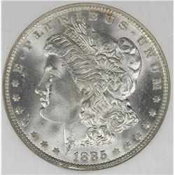1885-O MORGAN DOLLAR