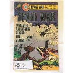 Charlton Comics Space War No.28