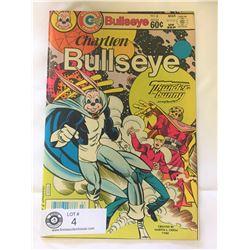 Charlton Comics Bullseye No.6